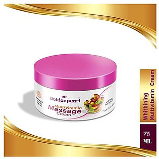 Golden Pearl Skin Multi vitamin Massage Cream