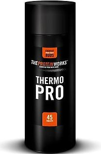 The Protein Works Thermopro - Fat Burner for Weight Loss - 90 Tablets