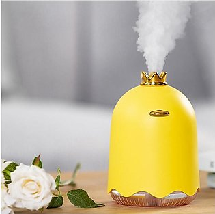 250Ml Ultrasonic Air Humidifier Aroma Essential Oil Diffuser for Home Car Usb...