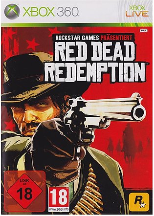 Red Dead Redemption Xbox 360..