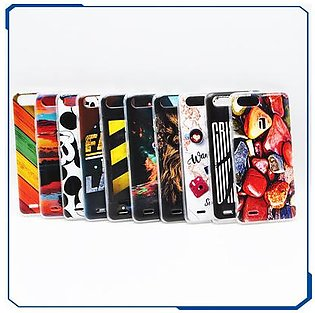 Tecno Pop 2F Back Cover Multicolour Soft Silicon Case For Pop 2F