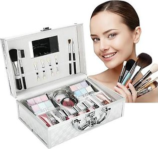 22 in 1 Complete Full Cosmetic Set Makeup Starter Kit Large Capacity Box