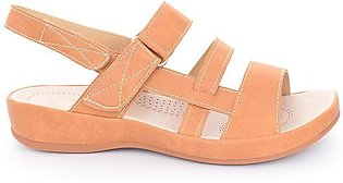 Hush Puppies - SS-SD-0140 - Brown Open Sandal for Women