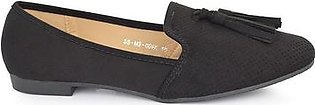 Hush Puppies - SS-MS-0066 - Black Closed Casual for Women