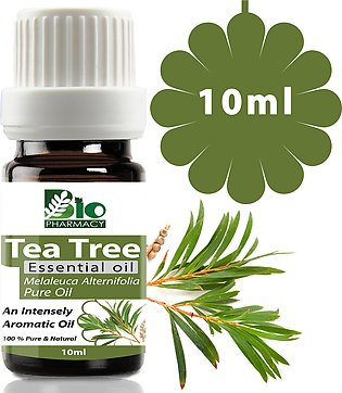 Tea Tree Aromatherapy Essential Oil - 100% Pure & Natural