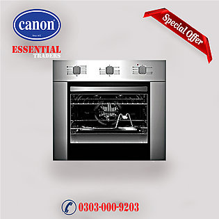 CANON 56 LTR GAS OVEN ( 8 FUNCTIONS) BAKING GRILLING OVEN BOV-05 WITH ROTISSE...