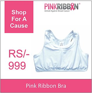 Pink Ribbon- Buy a Pink Bra for Cause