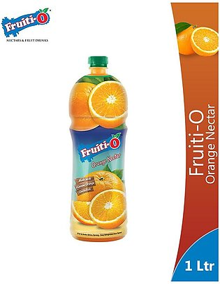 Fruiti-O Orange Nectar 1 Litre Bottle
