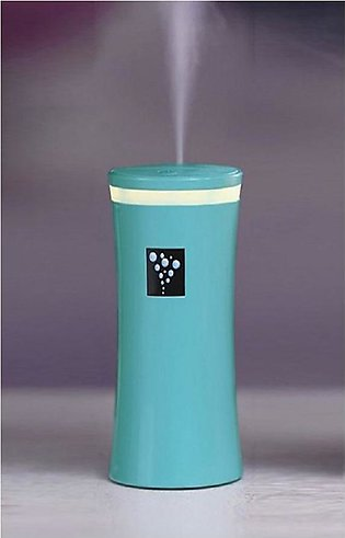 Air Humidifier for Home Car Essential Oil Diffuse Air Freshener with LED Lamp...