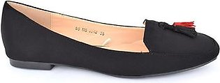 Hush Puppies - SS-MS-0042 - Black Closed Casual for Women