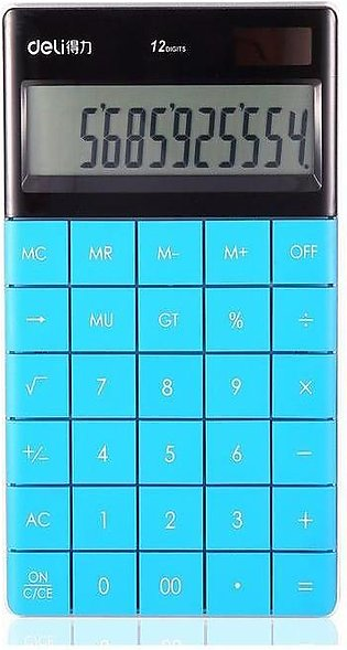 1589 Calculator - Blue
