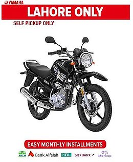 Yamaha YBR 125 G - Black 2019 (Only for Lahore)