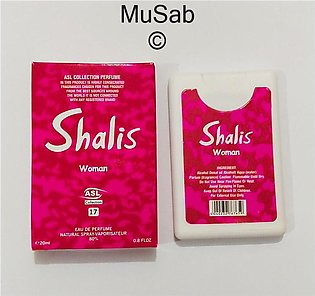 Shalis Perfume For WoMen By ASL Collection High Quality