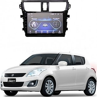 Android Panel HD Player IPS Display Multimedia System for Suzuki Swift 2012 to …