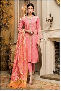 GUL Ahmed-Eid Collection 2019 Pink Embroided -3PC Unstitched-FE-221-203541