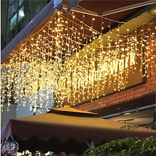 Led Fairy Lights, Jag Mag Bulb,Radiant Lamps,Decoration Lights (GOLDEN )