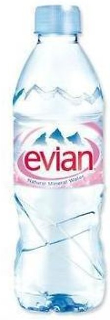 EVIAN MINERAL WATER 500 ML