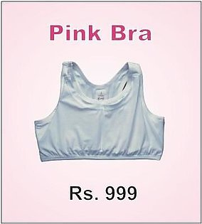 Pink Ribbon - Buy a Pink Bra for a Cause