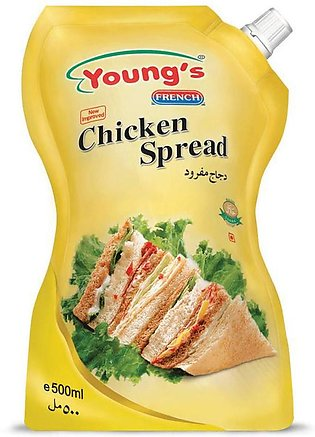 Young Chicken Spread 500ml