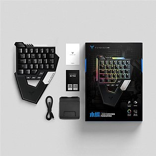 Mouse and keyboard converter Mechanical Keyboards One-hand for IOS/Android PC