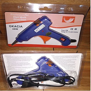 20w Imported Brand New Hot Glue Gun Small / Imported Glue Gun / Glue / Profes...