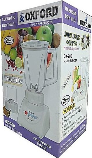 National Juicer, Blender 2 in 1 Machine- Standard Quality