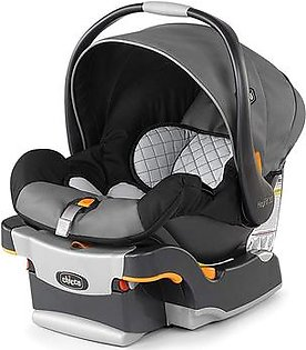 New Born Infant Car Seat For Infant Soft Baby Body Support Pillow With Sun Canopy & Mosquito Net
