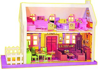 Big Doll House - 34 Pieces