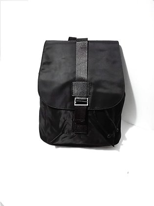 Women Black Backpack Bag - Girls Bag
