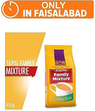 Tapal Family Mixture Tea - 950 gm (One Day Delivery in Faisalabad)