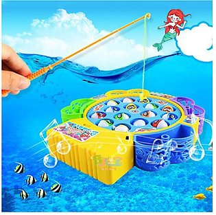 Fishing Game Toys For Kids