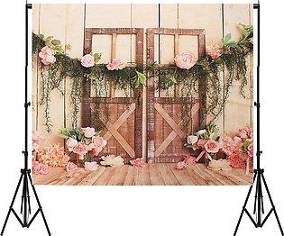 MEHOFOTO Newborn Baby Floral Photography Backdrops Floral Photographic Studio...