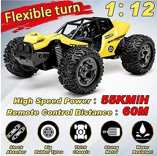 Remote Control Car High Speed RC Electric Monster Truck