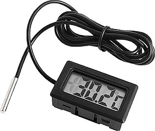 Mini Embedded Lcd Electronic Digital Display Fahrenheit Thermometer