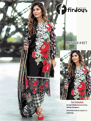 Firdos lawn collection