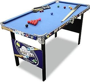 Chad Valley 4ft Snooker and Pool Game Table