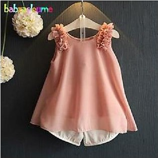 Cute Baby Girls Summer Dress Size 6-9 Months Up To 5 Years