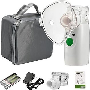 Portable Ultrasonic Handheld Nebuliser Respirator Humidifier Adult Kit Portable Automizer Inhale Nebulizer