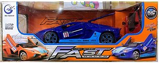High Speed Remote Control Car Fast Racer