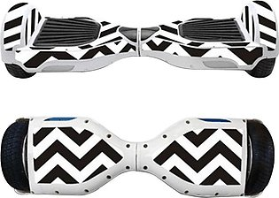 Fashion Decal Wrap Wheel Hoverboard Skin Sticker Paster Balancing Scooter