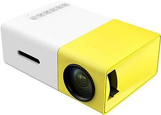 Yg300 Led Mini Projector Audio Hdmi Usb 3D Pico Projector Lcd Video Proyector