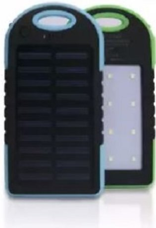 Solar Power Bank - 5000Mah