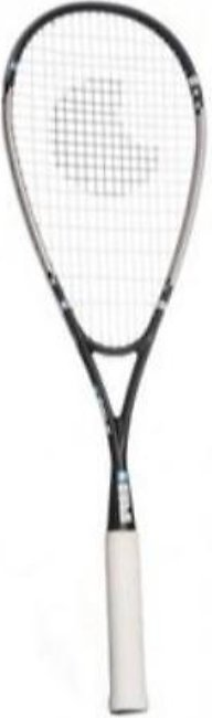 Squash Racket With Cover - Graphite