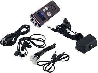 TE 8GB Digital Voice Recorder Rechargeable Dictaphone Recording Pen MP3 Player