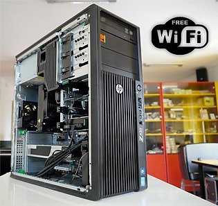 Best Gaming PC - Hp Z420 Workstation - Xeon E5-1620V2 Boost Upto 3.90Ghz - 16...