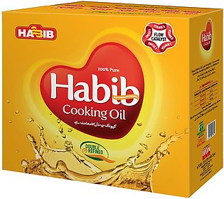 Habib Cooking Oil Pouch (1 X 5)