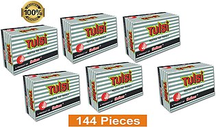 Pack of 6 TULSI Classic PAN MASALA 144 packets