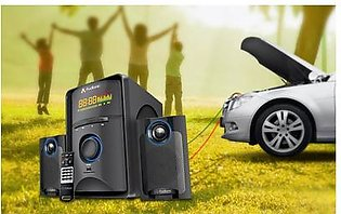 Audionic Woofer Speakers Ad6000 For Home And Office Party