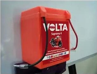 Volta Sealed Maintenance Free Battery 12 Volts for 70CC 100CC 125CC Bike Moto...