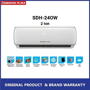 Changhong Ruba - 2 Ton - Heat & Cool DC inverter - CSDH-24ODH - Air Condition...